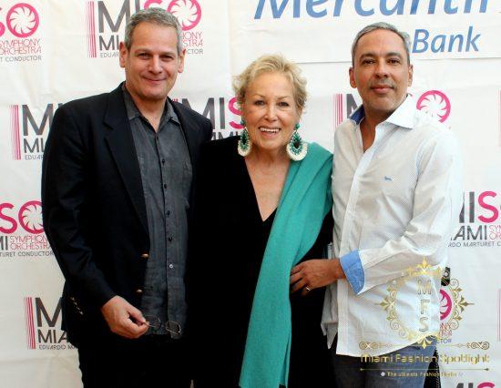 Michael Wolfson, Iran Issa Khan & Ramses Serrano
