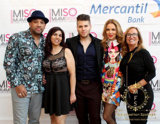 Miguel Martinez, Maria Soto, Andres Grille, Athina Marturet & Alicia Sanchez