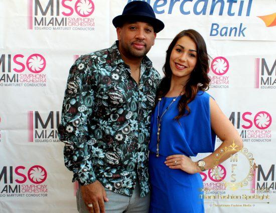 Miguel Martinez & Melany Martinez