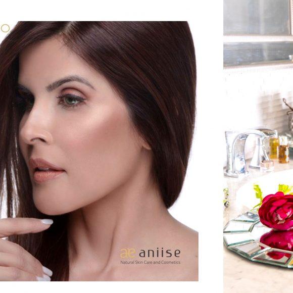 Adriana Cataño Presenta Moderna Linea de Cuidado Facial 'Cataño by Aniise'