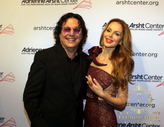 Rudy Perez & Athina Marturet