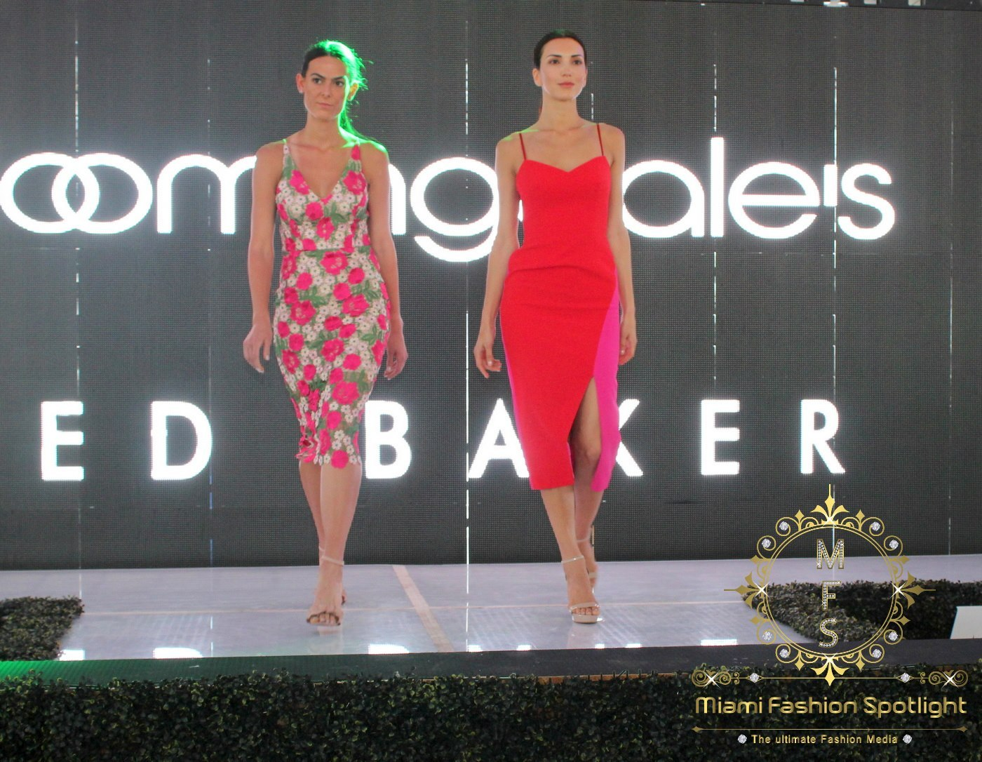 Bloomie's Style Lounge: tres días de moda en la villa de Bloomingdale's en Wynwood