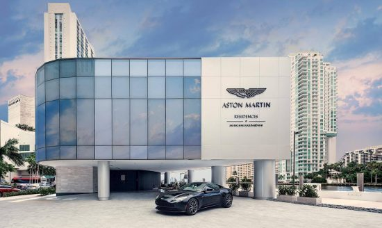 Miami's Top Designer Tammy Apostol and Aston Martin Residences Host Amazing Art & Fashion Event