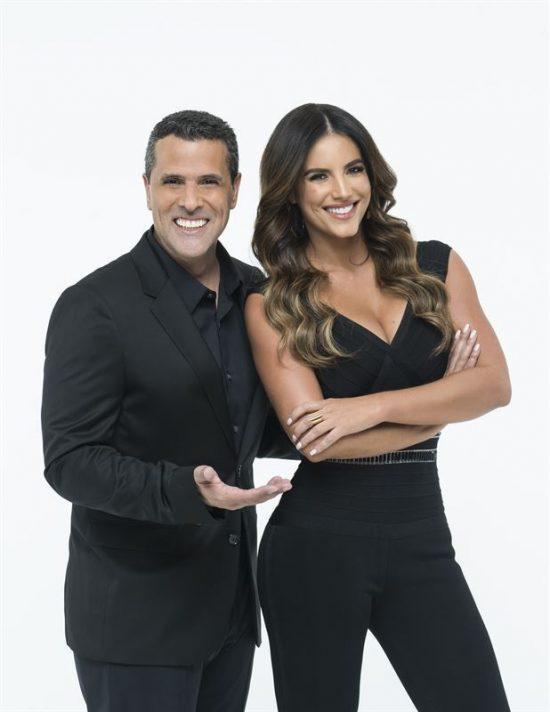 Gaby Espino y Marco Antonio Regil Serán Los Presentadores Oficiales de los Premios Billboard de la Música Latina 2018 el 26 de abril en Telemundo