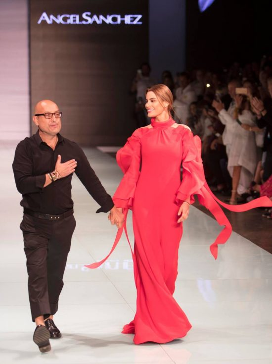 Miami Fashion Week Debuts Tomorrow with never-before-seen collections from international designers Custo Barcelona, Ángel Sánchez & Ágatha Ruiz De La Prada