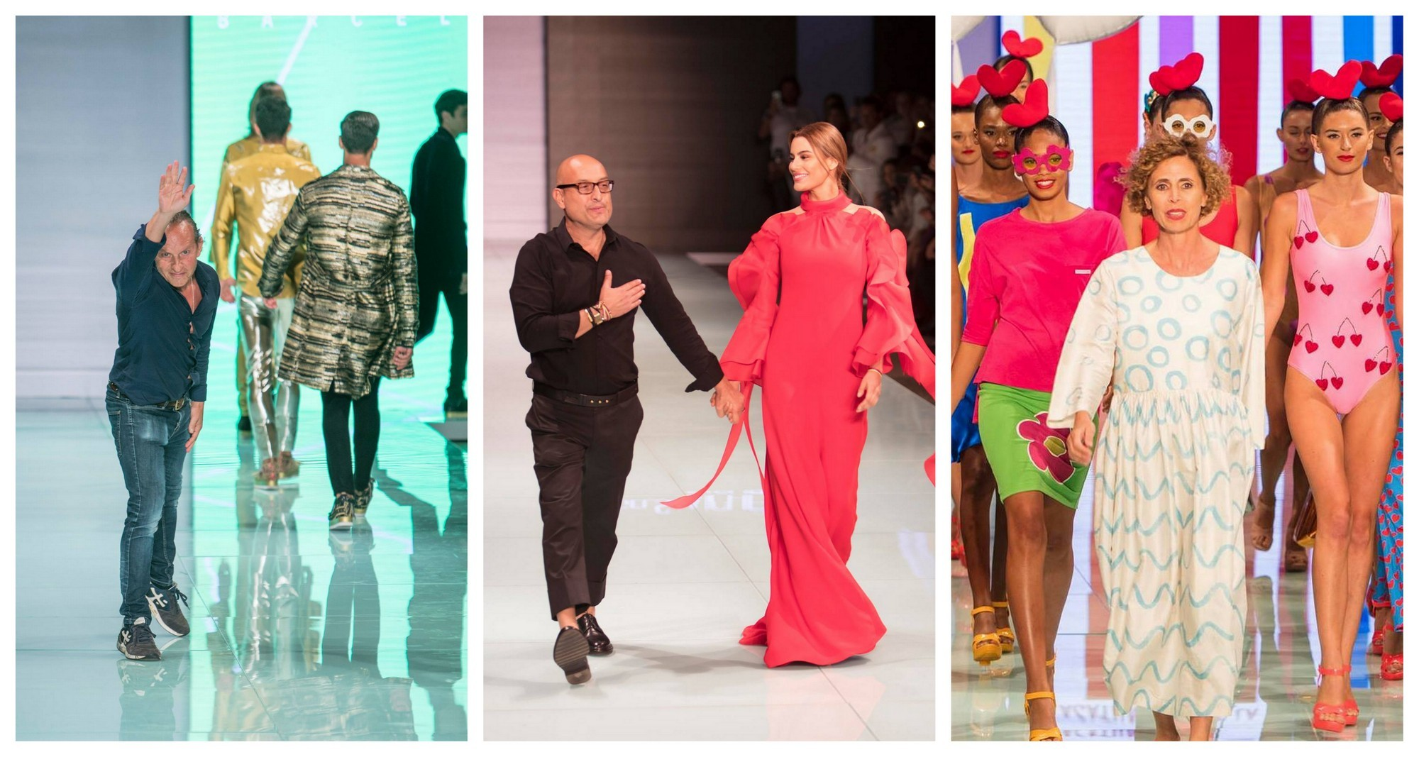 Miami Fashion Week debuts tomorrow with never-before-seen collections from international designers  Custo Barcelona, Ángel Sánchez & Ágatha Ruiz De La Prada, among others