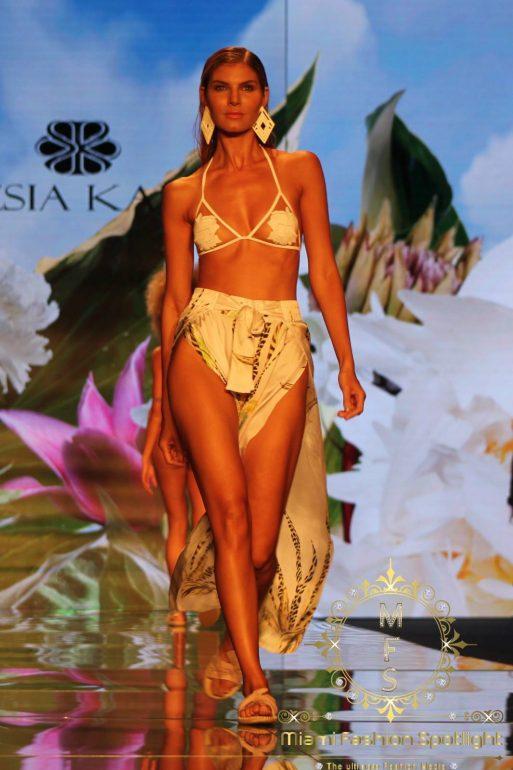 Tres marcas de trajes de baño que marcaron tendencias en el Miami Swim Week 2018
