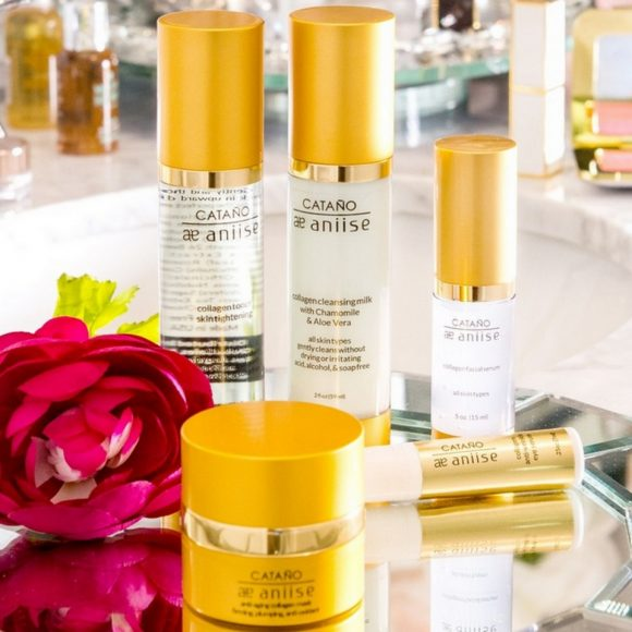 The Aniise by Adriana Cataño Collagen Anti-Aging Collection
