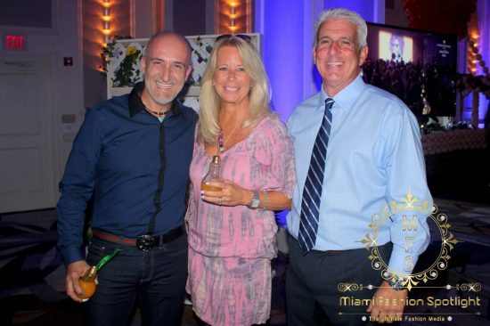The InterContinental Miami Make-A-Wish Ball Kickoff Party.