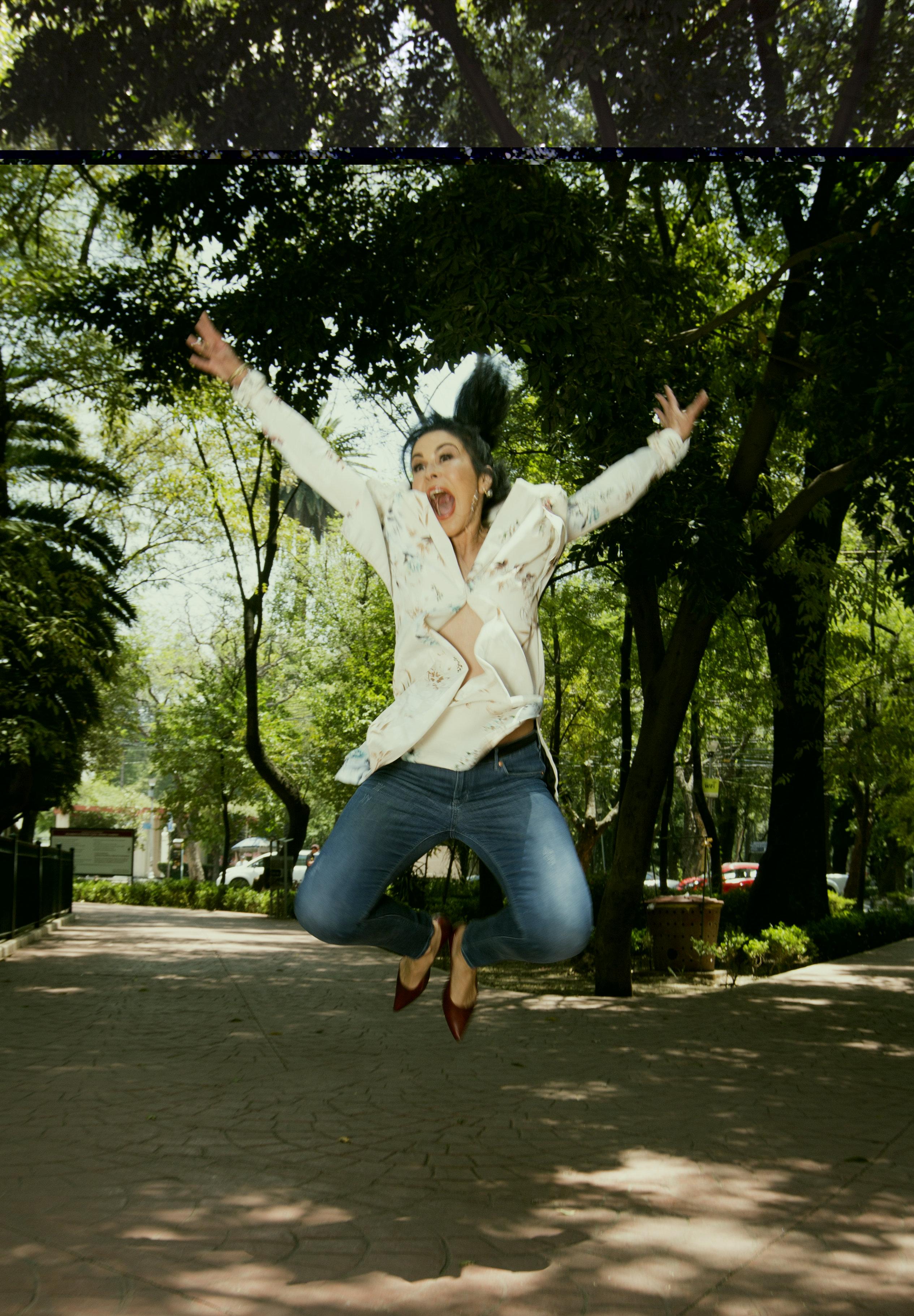 Maria Conchita Alonso viene con nuevos proyectos