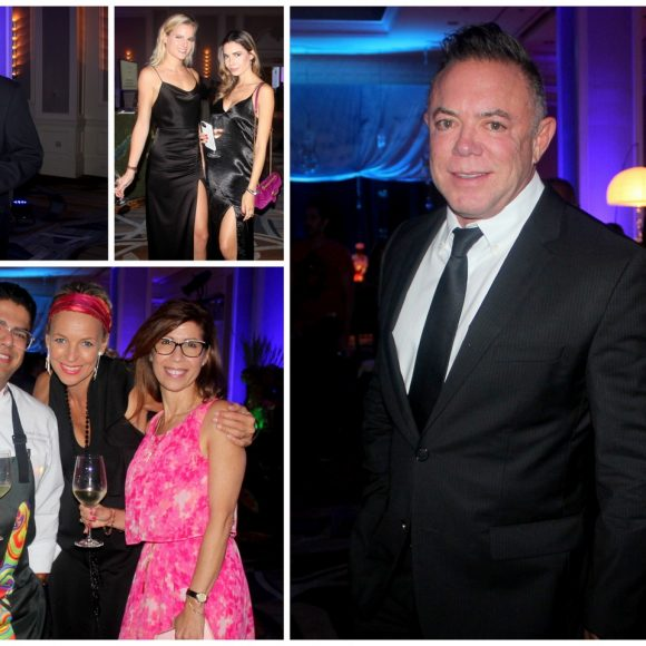 The InterContinental Miami Make-A-Wish Ball Kickoff Party