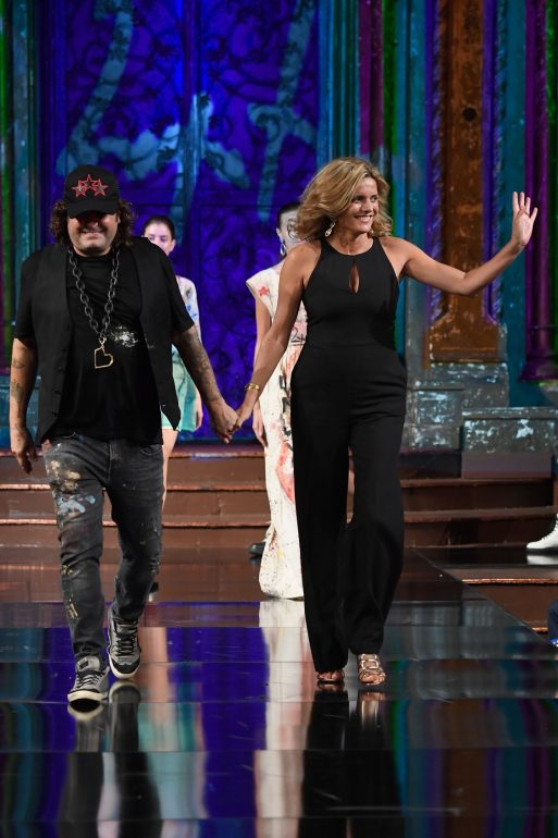 Un espectáculo sin precedentes Domingo Zapata junto a Nicky Jam e Isabel Guarch en New York Fashion Week