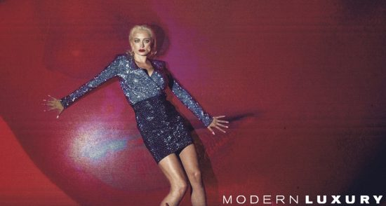 Fashion Influencer Caroline Vreeland Shines on the October Cover of Ocean Drive Magazine