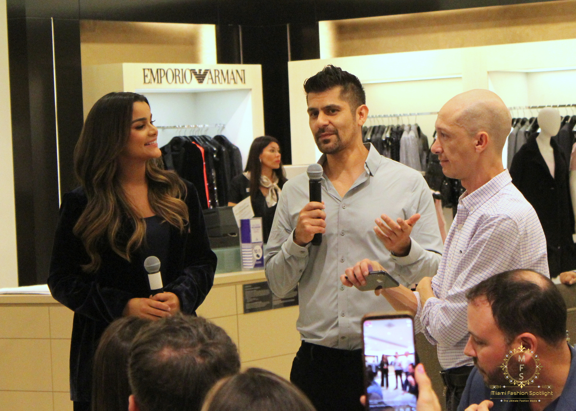 B. Sustainable and Mindful' Fashion Show at Bloomingdale's Aventura