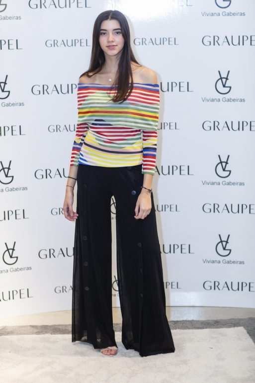 Viviana Gabeiras and friends celebrate Women's History Month with fashion experience at Graupel Store