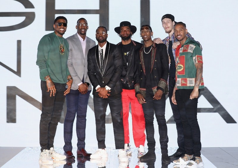 Dwyane Wade Hosts Carnival Foundation's a Night on the Runwade