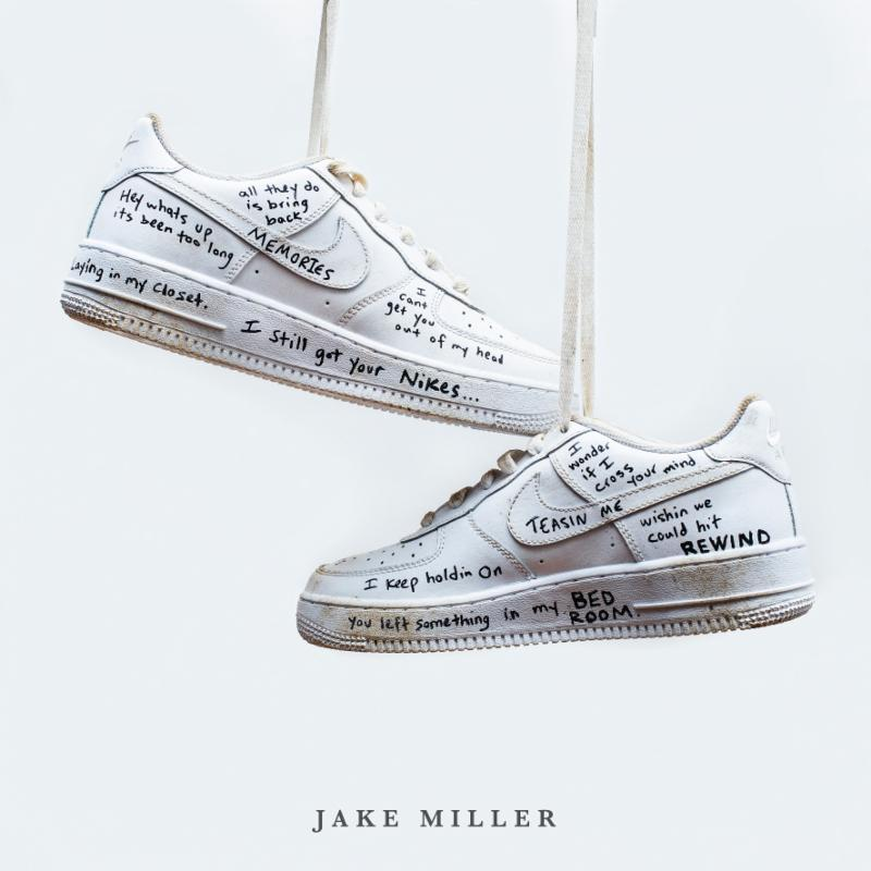 Jake Miller releases new song 'Nikes' and new 'Nikes' inspired merchandise line