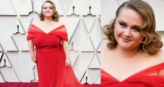 Danielle Macdonald Stuns in Sustainable Christian Siriano Gown at the 91st Academy Awards