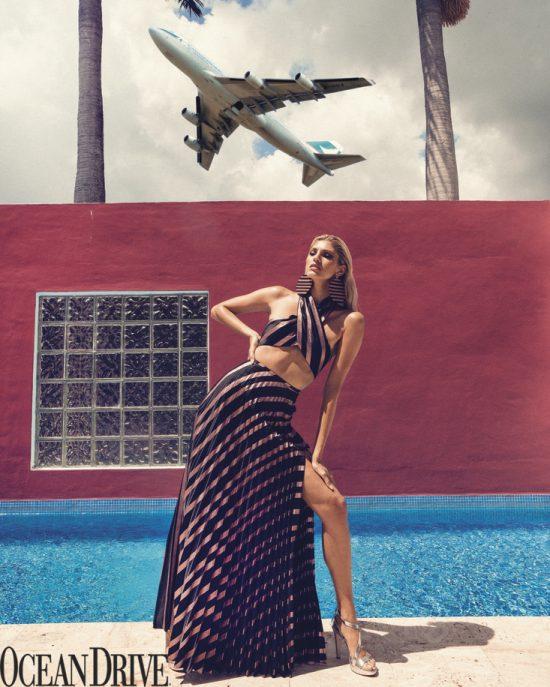 Devon Windsor shakes up Ocean Drive magazine with spicy photoshoot!