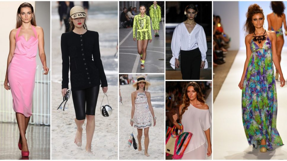 Summer 2019: The Best 7 Pieces to Make a Fashion Statement In Miami