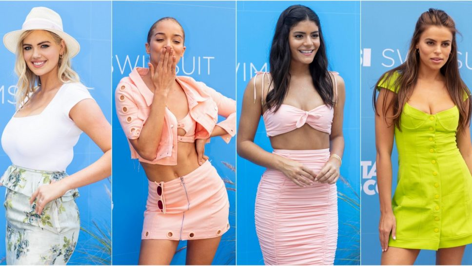 Sports Illustrated Swimsuit Takes over Miami