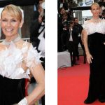 Cannes 2019 Red Carpet Looks: Model Estelle Lefebure