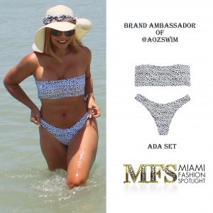 Brand Ambassador Of AOZswim: Meet the Brand!