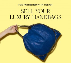 Sell your handbags: I've partnered with REBAG