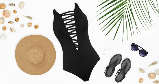 How to choose the best black swimsuit for your body