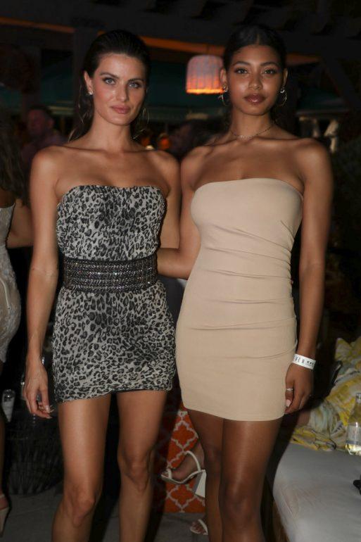 Ocean Drive magazine and Brazilian Supermodel Isabeli Fontana kick off Miami Swim Week 2019 at Swim Issue Debut at Kimpton Surfcomber Hotel South Beach
