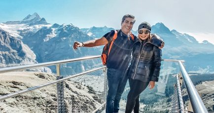Couples Travel: Switzerland; 'Paradise on earth'