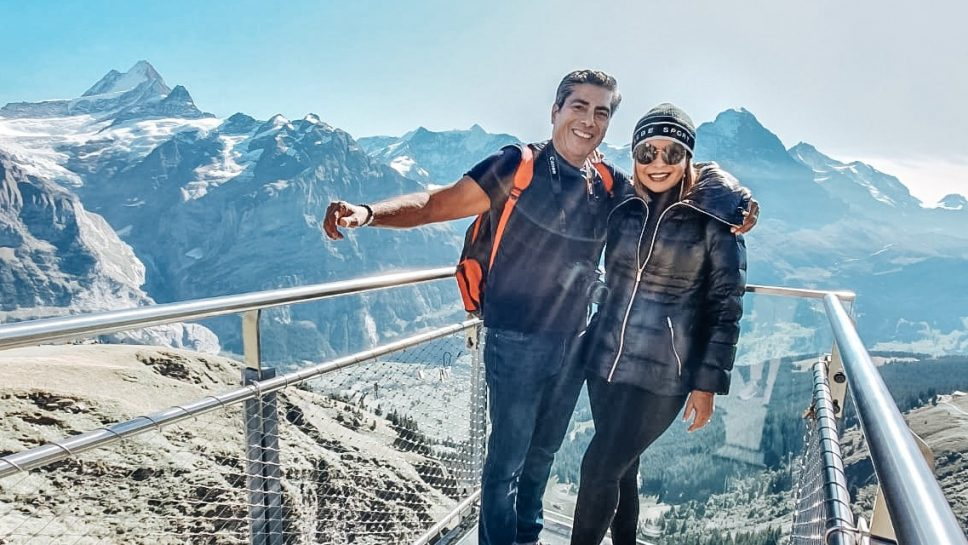 Couples Travel: Paradise on earth exists and it's called Switzerland