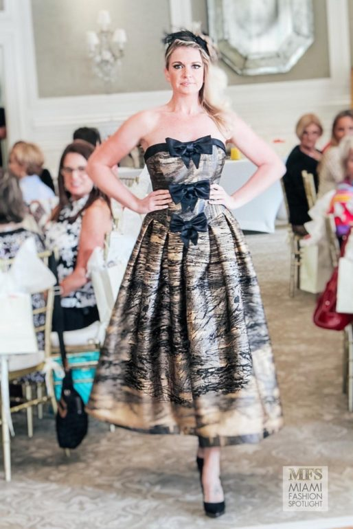 Brunch and Couture Fashion Show by TA Couture at Vanderbilt Mansion