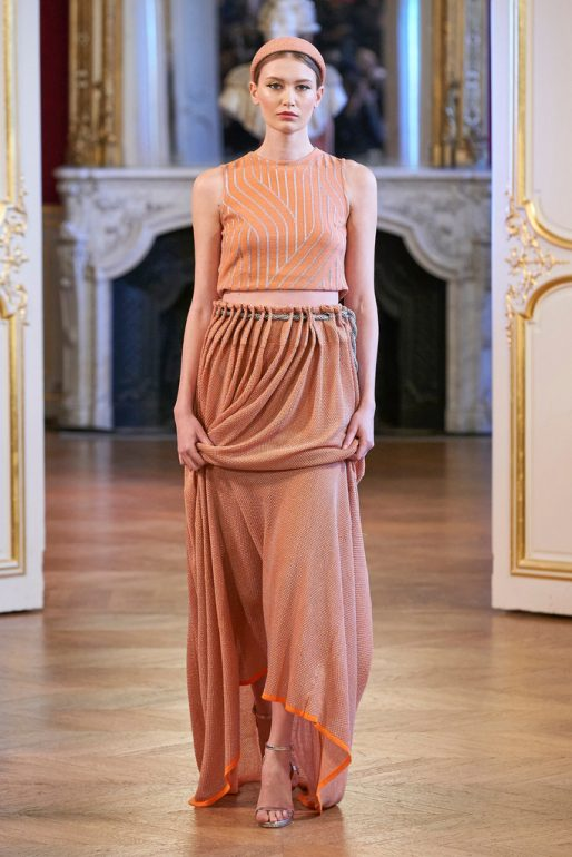 Maria Aristidou SS2020 Knit Couture Collection