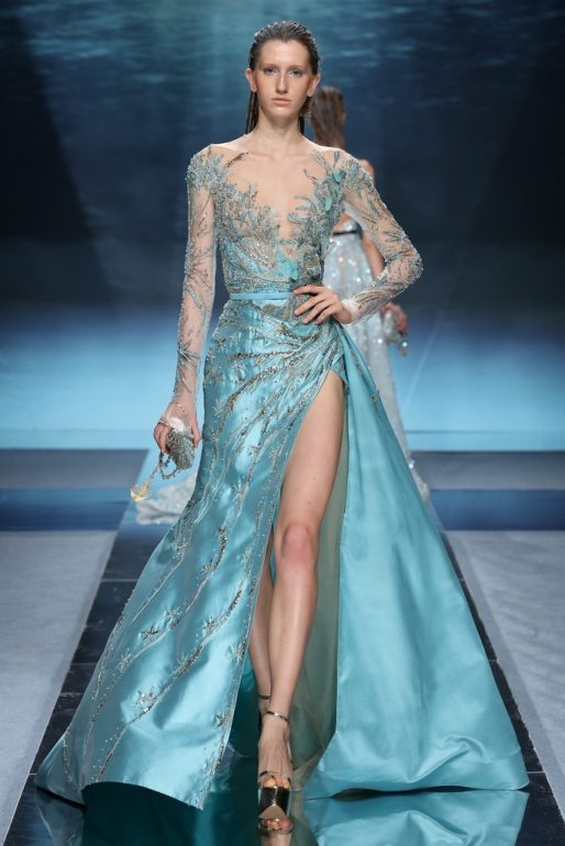 Ziad Nakad SS 2020 Couture Collection: Paris Fashion Week Haute Couture SS20