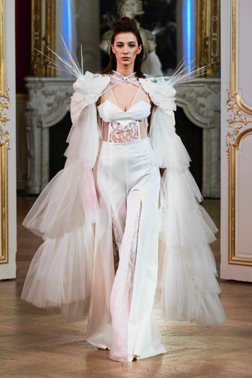 Adeline Ziliox Spring/Summer 2020 Collection: Paris Fashion Week Haute Couture