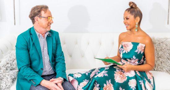 Samy Gicherman en Miami Fashion Spotlight TV