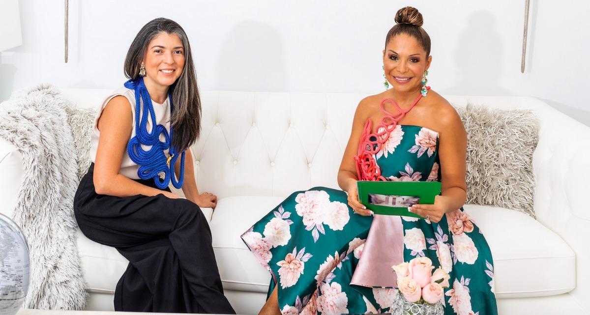 Cara a Cara con Lisu Vega y su colección de accesorios 'The Rope Project'|Miami Fashion Spotlight TV