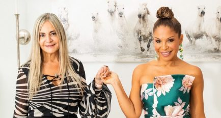 Vivina Gabeiras en Miami Fashion Spotlight TV