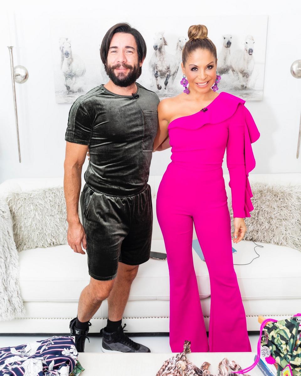Fabrizio de Castro, un diseñador polifacético: Miami Fashion Spotlight TV