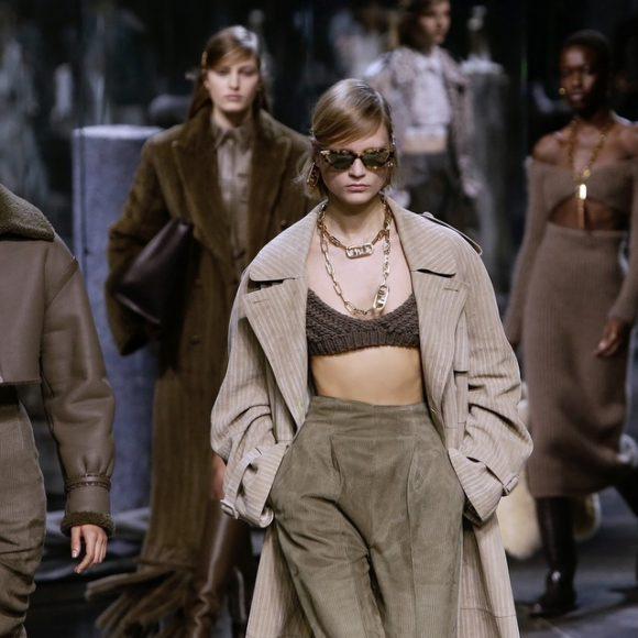 Fendi: Ready To Wear Autumn/Winter 2021 Collection