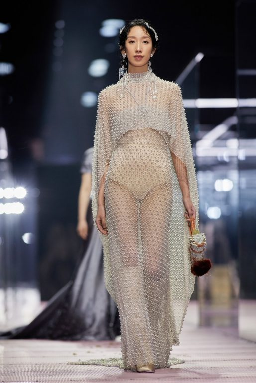 FENDI Couture Spring/Summer 2021 In Shanghai