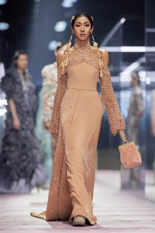 FENDI Couture Spring/Summer 2021 In Shanghai