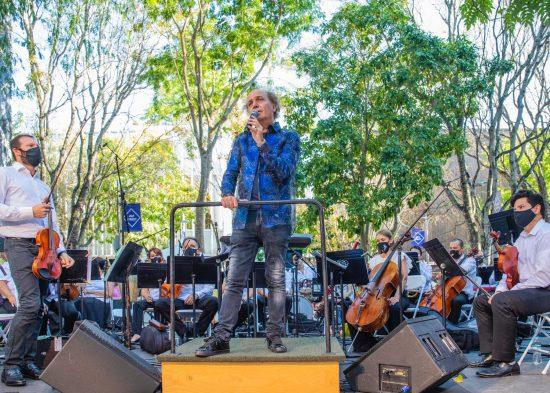 La Orquesta Sinfonica Presenta Concierto 'Music in Paradise' en el Miami Design District