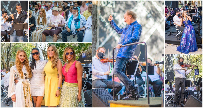 La Orquesta Sinfónica de Miami Presenta Concierto 'Music in Paradise' en el Miami Design District