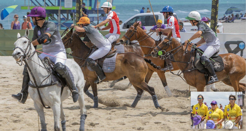 Polo de playa:  El 'World Polo League Beach Polo' de vuelta en South Beach