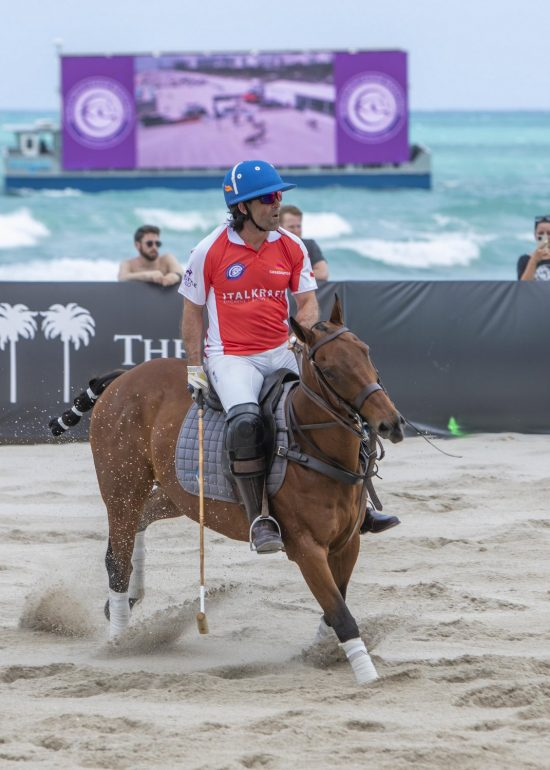 World Polo League Beach Polo
