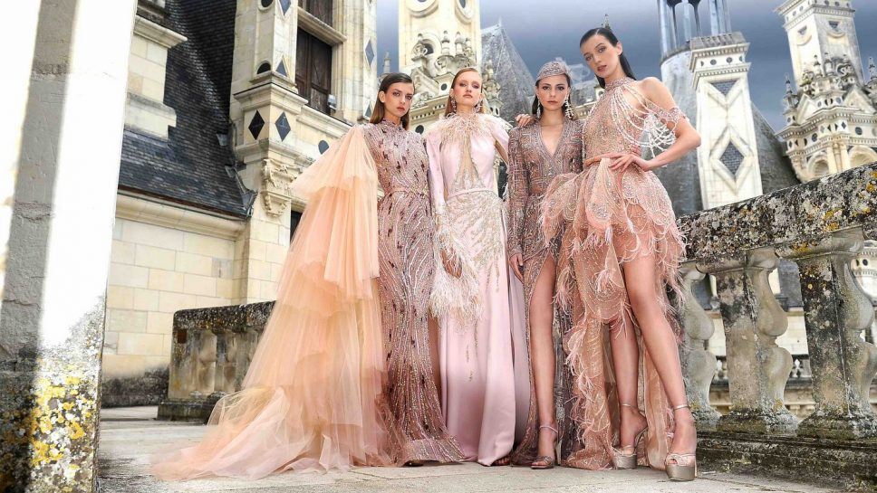 Paris Haute Couture Fashion Week: Ziad Nakad