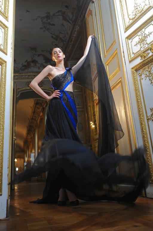 Paris Haute Couture Fashion Week: LA MÉTAMORPHOSE Couture Collection Fall Winter 2021-2022