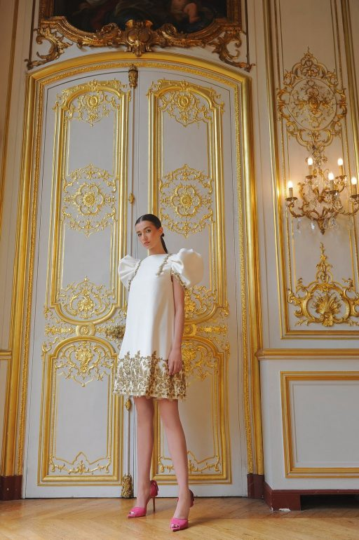 Haute Couture Paris Fashion Week: Orient Express Couture Collection Fall-Winter 21/22